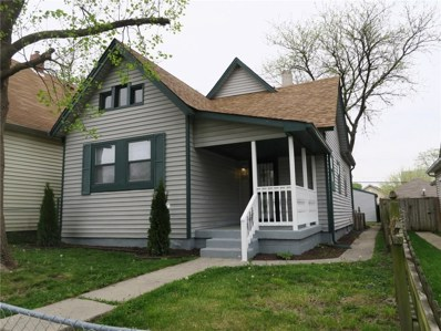 1209 S Randolph Street, Indianapolis, IN 46203 - #: 21564319