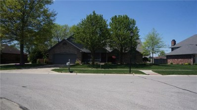802 Crystal Lake Drive, Greenwood, IN 46143 - #: 21564327