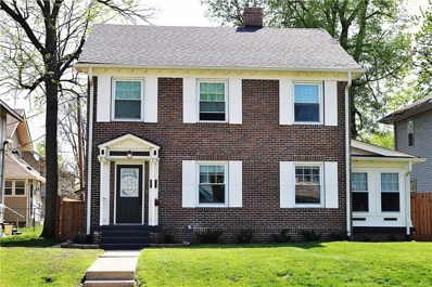 3263 Central Avenue, Indianapolis, IN 46205 - #: 21564369