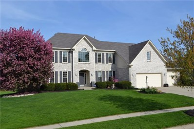10684 Thorny Ridge Trace, Fishers, IN 46037 - MLS#: 21564378
