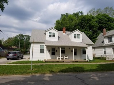 208 S Center Street, Plainfield, IN 46168 - MLS#: 21564394