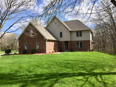 202 Lincoln Hills, Coatesville, IN 46121 - MLS#: 21564449
