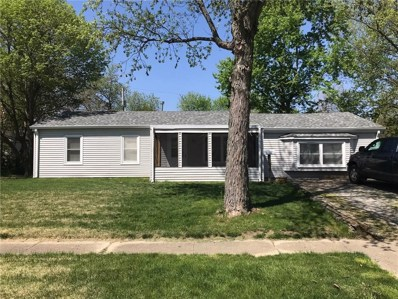 1906 Fairlane Drive, Lebanon, IN 46052 - #: 21564455
