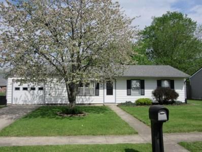404 Fairlane Drive, Crawfordsville, IN 47933 - MLS#: 21564466