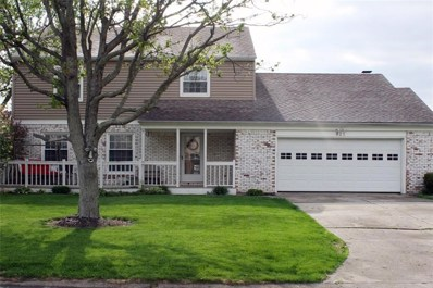 821 Westgate Drive, Anderson, IN 46012 - #: 21564467
