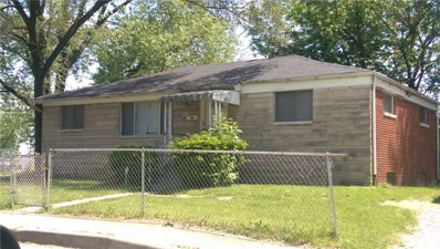 5945 E 39th Street, Indianapolis, IN 46226 - #: 21564782