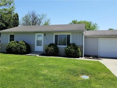 605 Andover Road, Anderson, IN 46013 - MLS#: 21564785