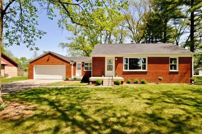 2289 S County Road 1050 E, Indianapolis, IN 46231 - #: 21564815