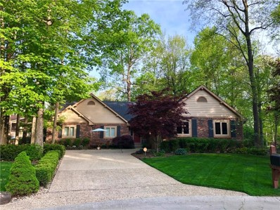 7524 Runningbrook Court, Indianapolis, IN 46254 - #: 21564839