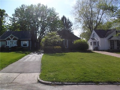 106 N Irwin Street, Indianapolis, IN 46219 - #: 21564895