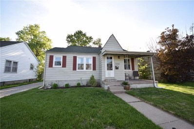 2304 Maple Street, Columbus, IN 47201 - #: 21564945