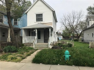 409 Harlan Street, Indianapolis, IN 46201 - MLS#: 21564962