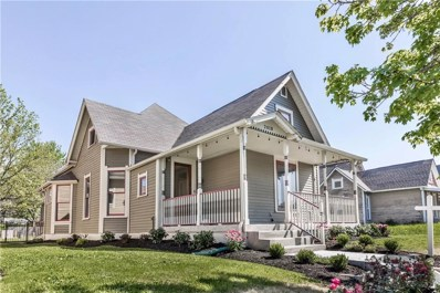 2018 E 10th Street, Indianapolis, IN 46201 - MLS#: 21565002
