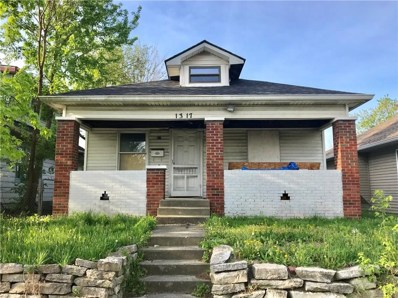 1317 E Minnesota Street, Indianapolis, IN 46203 - MLS#: 21565016