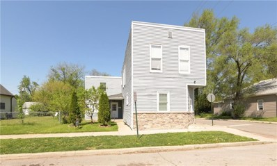 1902 S Delaware Street, Indianapolis, IN 46225 - #: 21565074
