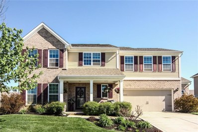 8702 Blue Marlin Drive, Indianapolis, IN 46239 - #: 21565117