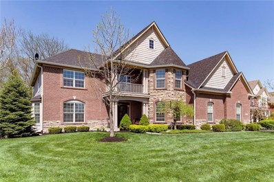 13988 Twin Lakes Circle West, Carmel, IN 46074 - #: 21565150