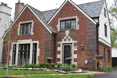 4451 N Delaware Street, Indianapolis, IN 46205 - #: 21565241