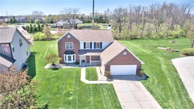 10701 Knightsbridge Lane, Fishers, IN 46037 - #: 21565252