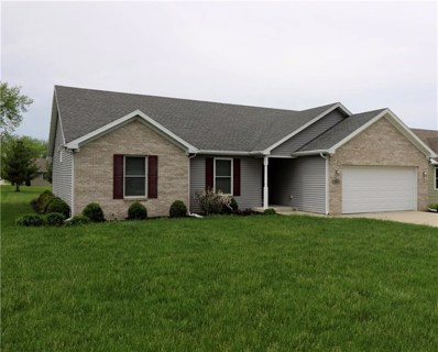 243 N Tranquil Trail, Crawfordsville, IN 47933 - #: 21565312