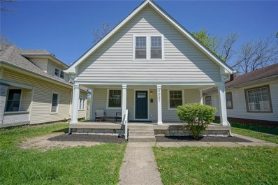 4031 Rookwood Avenue, Indianapolis, IN 46208 - #: 21565328
