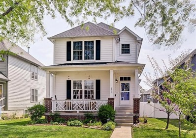 1917 Ruckle Street, Indianapolis, IN 46202 - #: 21565373