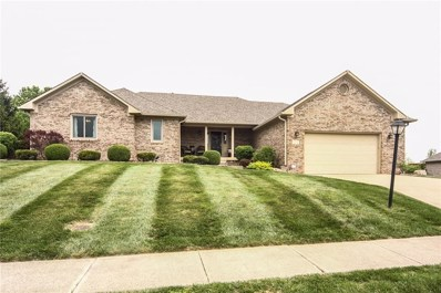 7404 Franklin Parke Court, Indianapolis, IN 46259 - MLS#: 21565384