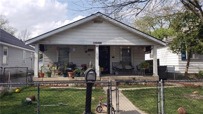 1412 E Gimber Street, Indianapolis, IN 46203 - MLS#: 21565388
