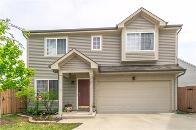 2605 Grand Fir Drive, Greenwood, IN 46143 - MLS#: 21565404