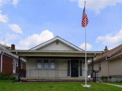 849 N Linwood Avenue, Indianapolis, IN 46201 - #: 21565419