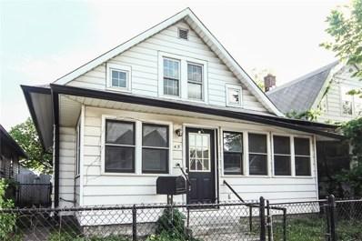 45 E Legrande Avenue, Indianapolis, IN 46225 - #: 21565467