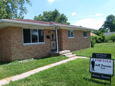 1226 Bacon Street, Indianapolis, IN 46227 - #: 21565481