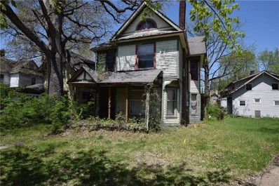 408 W 11th Street, Anderson, IN 46016 - #: 21565513