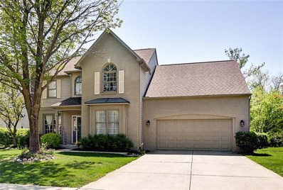 10741 Knightsbridge Lane, Fishers, IN 46037 - #: 21565519