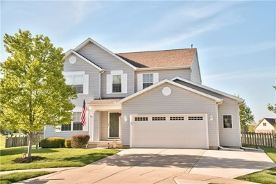 5117 West Bay Road, Plainfield, IN 46168 - #: 21565557