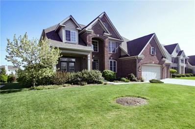 8834 Pin Oak Drive, Zionsville, IN 46077 - #: 21565585
