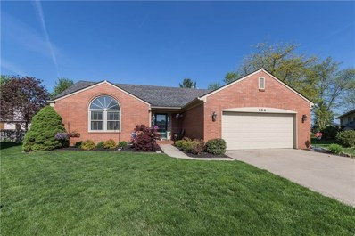 764 Franklin Court, Greenfield, IN 46140 - MLS#: 21565620