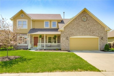 7622 Deer Way, Indianapolis, IN 46236 - #: 21565655