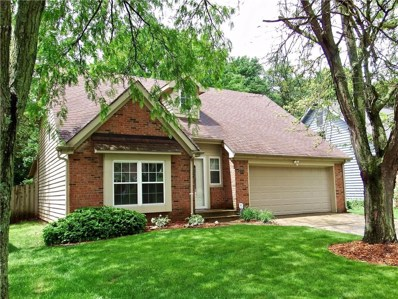 2933 Sunnyfield Court, Indianapolis, IN 46228 - #: 21565681