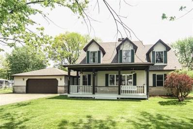 543 Schooley Drive, Greenwood, IN 46142 - #: 21565690