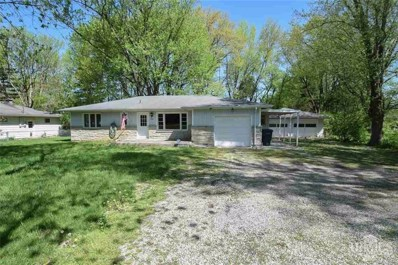 5906 W River Road, Muncie, IN 47304 - MLS#: 21565721