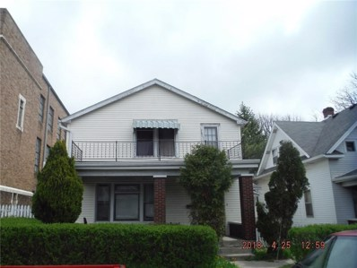 1019 N Olney Street, Indianapolis, IN 46201 - MLS#: 21565722