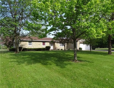 10756 N Blue River Trail, Morristown, IN 46161 - #: 21565802