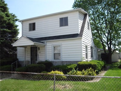 2415 S McClure Street, Indianapolis, IN 46241 - #: 21565810
