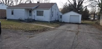 1001 Ray Street, Crawfordsville, IN 47933 - #: 21565830