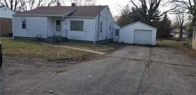 1001 Ray Street, Crawfordsville, IN 47933 - #: 21565830