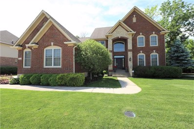 14905 Silent Bluff Court, Fishers, IN 46037 - MLS#: 21565875