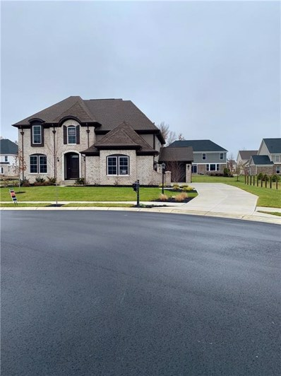 12252 Hidden Point Court, Fishers, IN 46037 - #: 21565878