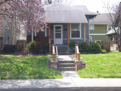 909 E 42nd Street, Indianapolis, IN 46205 - #: 21565914