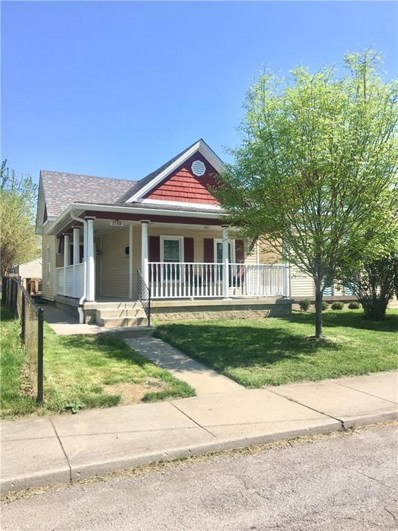 1538 Hoyt Avenue, Indianapolis, IN 46203 - MLS#: 21566008
